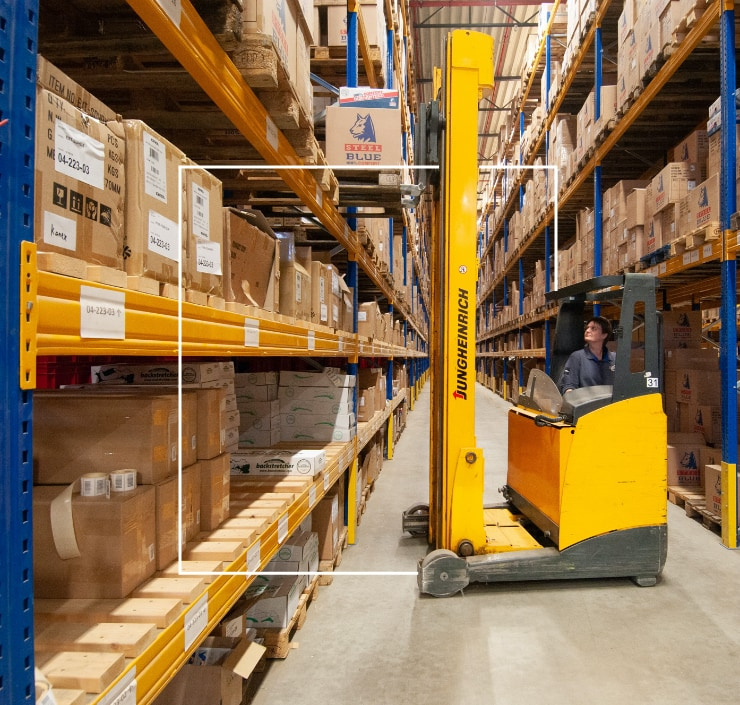 manage your goods with care